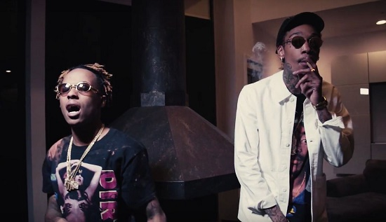 Rich The Kid - Dab Fever (Feat. Wiz Khalifa) [Vídeo]