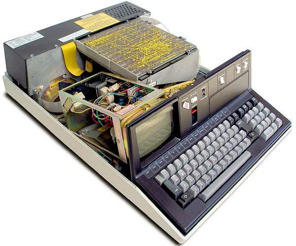 """""""Actualizaciones"""" de hardware en un IBM 5110"""