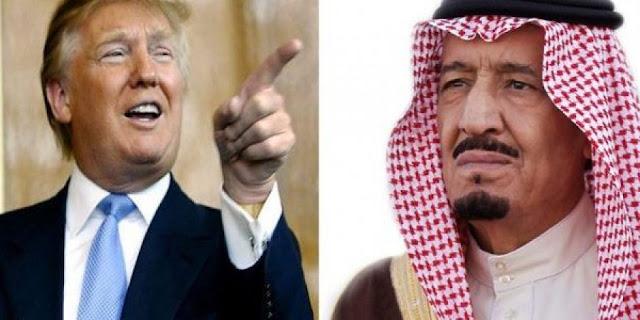 شاهد ماذا قال ترامب عن دول الخليج قول صادم للجميع