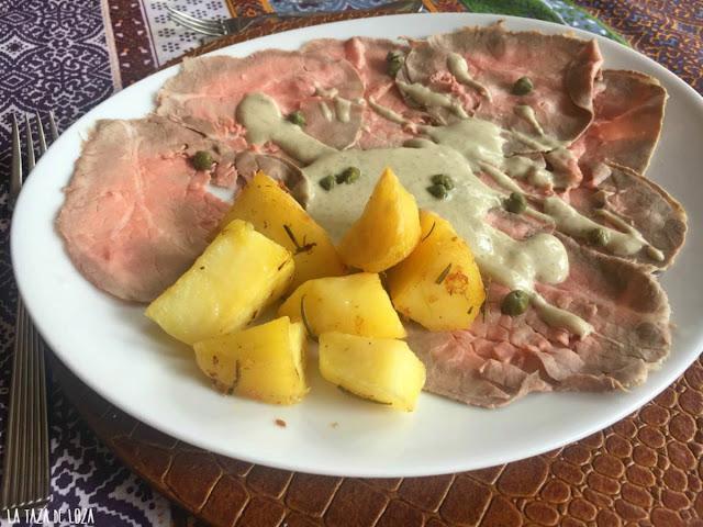 Vitello-tonnato-con.patatas-al-horno