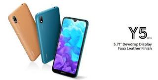 2 Cara Reset Huawei Y5 2019 ke Pengaturan Pabrik