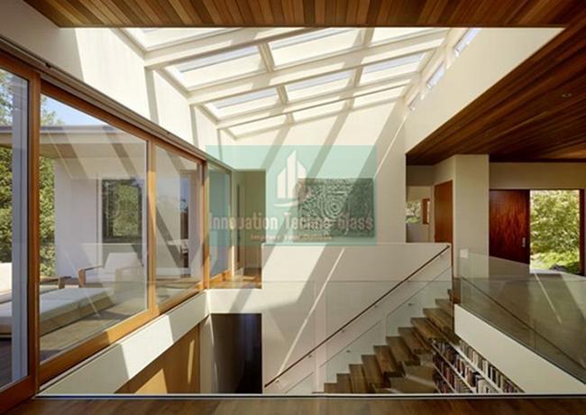 Desain Kanopi Kaca Skylight