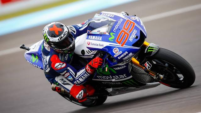 Jadwal MotoGP World Championship 2017