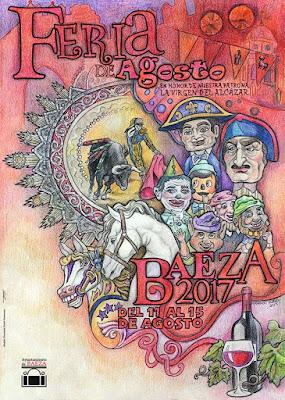 Baeza - Feria 2017 - Corona de Feria - Fernando Curiel Palomares
