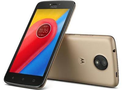 Motorola Moto C (3G)