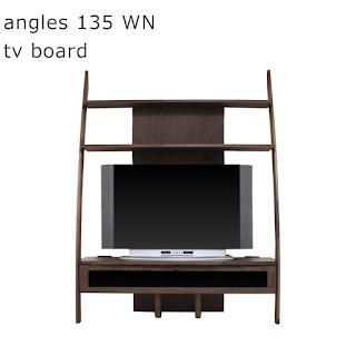 【TV2-M-002-135】アングル 135 WN tv board