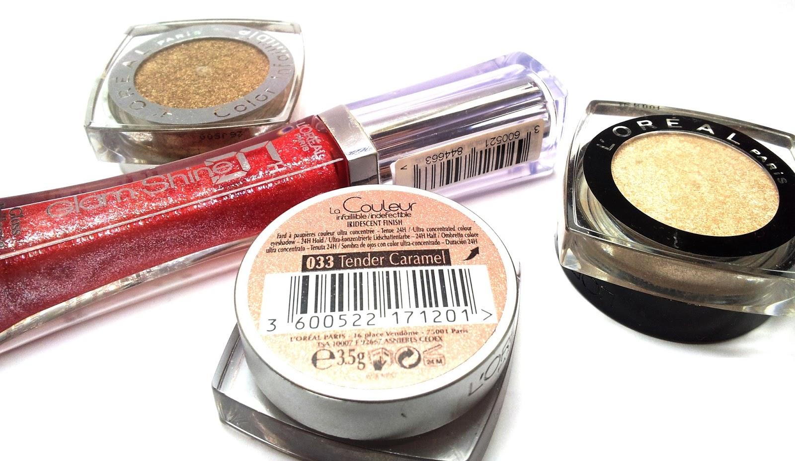 L'Oréal Couleur infaillible 033 Tender caramel