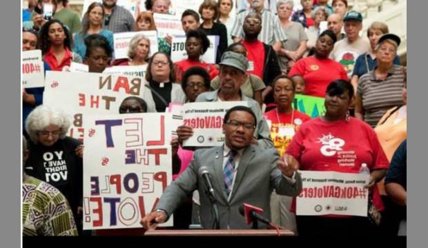 Georgia NAACP President Francys Johnson steps down