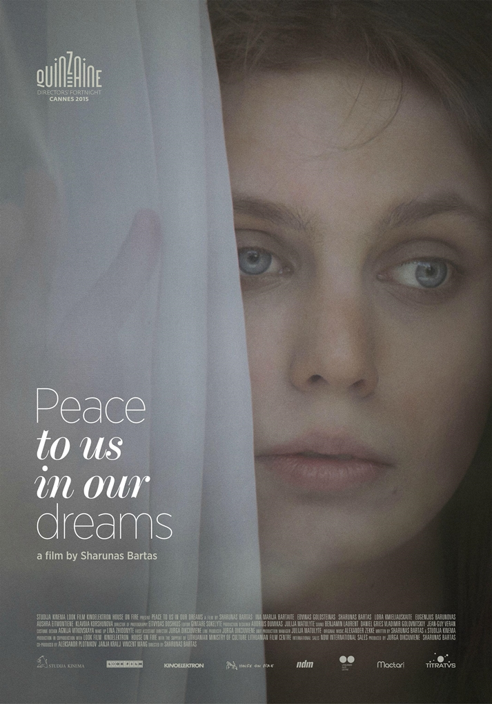Poster: Peace to us in our dreams