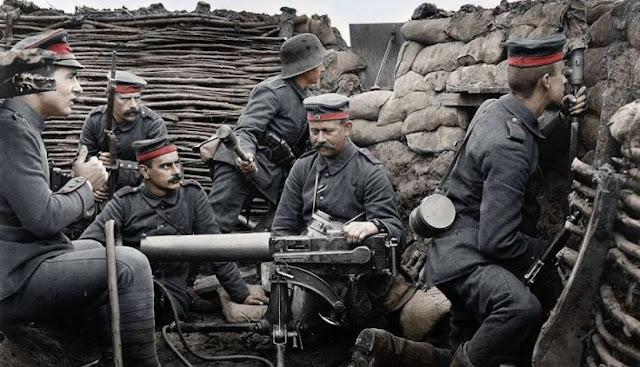 Alemania y Francia conmemoran centenario del fin de la Primera Guerra Mundial
