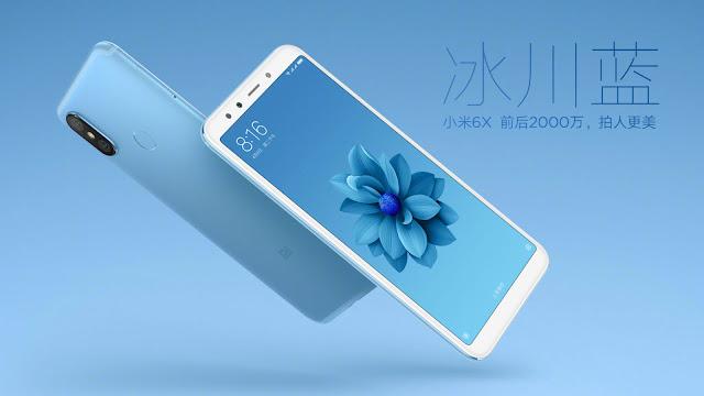 Xiaomi Mi 6X dengan Snapdragon 660