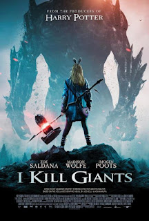 Crítica de la película I kill giants