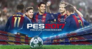 Download PES 2017 v0.9.0 Mod Apk+Data Obb