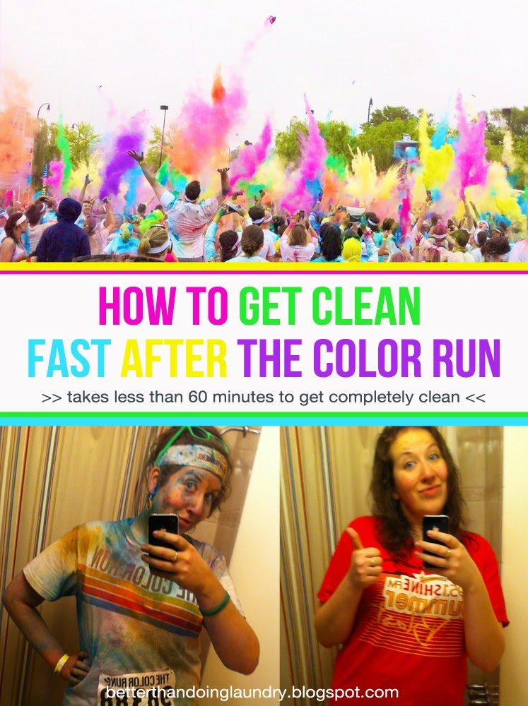 Does Color Run Stain Shoes