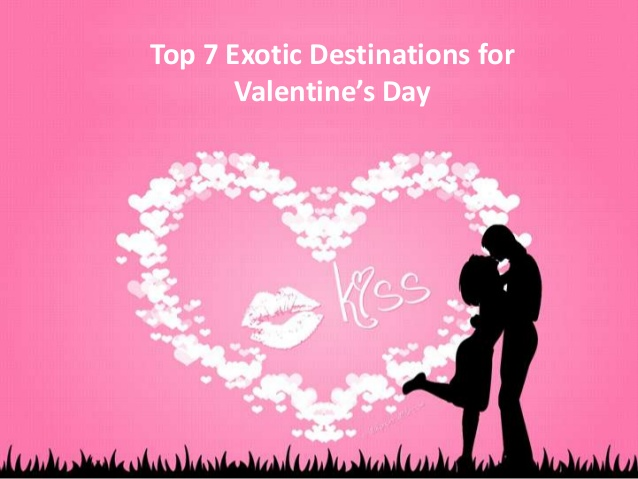 India Valentine day Travel destination