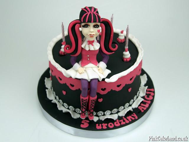 Monster High Cake London