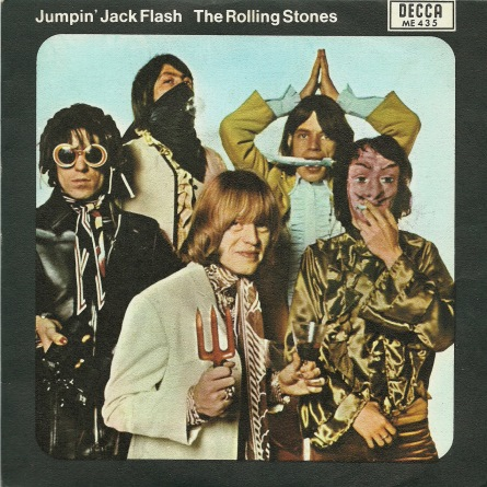 Rockland The Rolling Stones Quot Jumpin Jack Flash Quot 1968