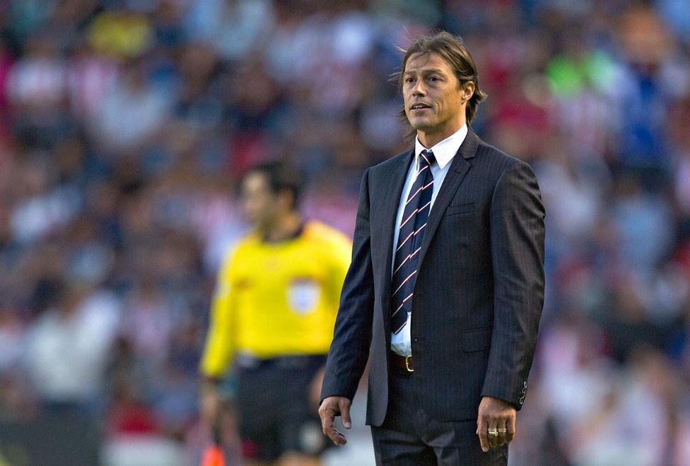 Inter y Lazio se enfrentan hoy en Copa de Italia. 'El Pelado' es un ex jugador de ambos equipos.