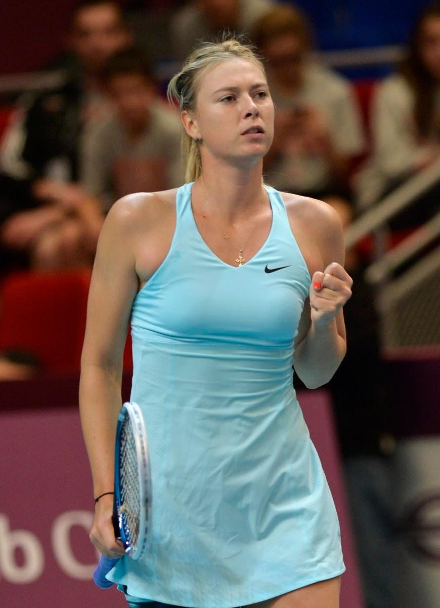 Lot Woman Russian Tennis 29