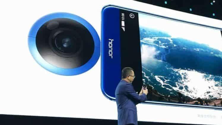Huawei Announces New Honor VR 360 Degree Camera