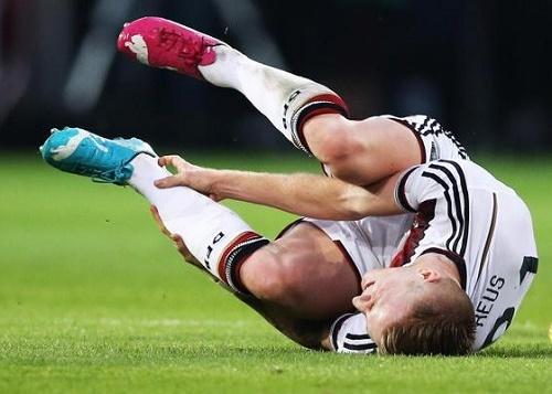 Đây  là  một tổn thất lớn  với tuyển Đức