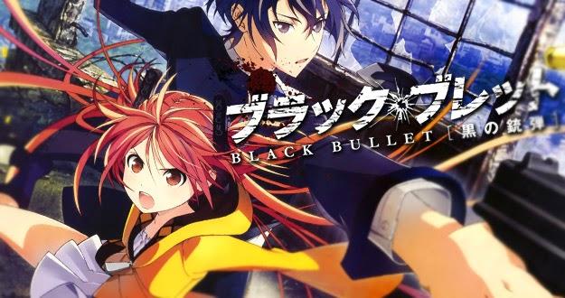 black bullet anime 2014 - Black Bullet Subtitle Indonesia Batch Episode 1-13