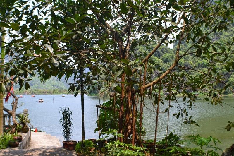 Trang An, Baie d'along terrestre, Vietnam