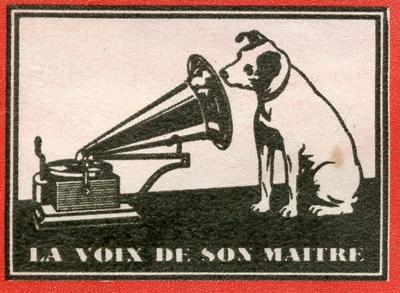 La Voix de son Maître