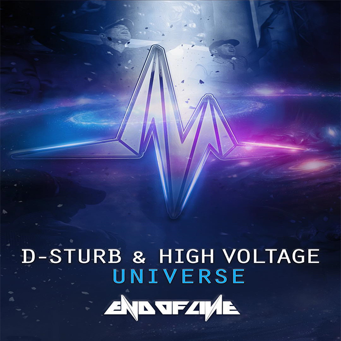 D-Sturb and High Voltage - Universe-(EOL088)-WEB-2019-MMS