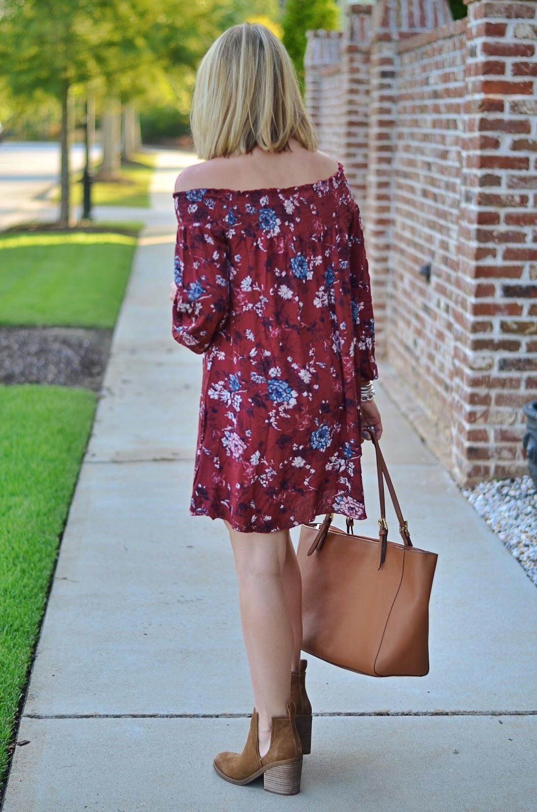 Dress & Booties