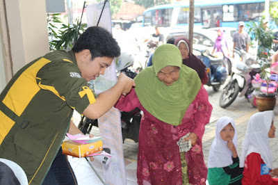 Pelayanan kesehatan Amal Madani Indonesia