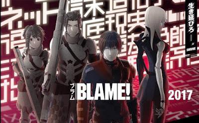 Blame! Movie Subtitle Indonesia
