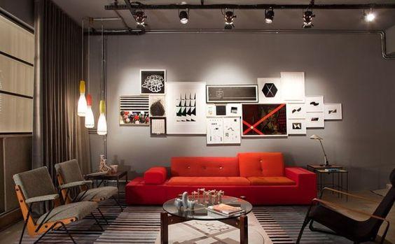 Blog Achados de Decoração, Boas idéias decorativas com iluminação