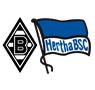 Mönchengladbach - Hertha BSC
