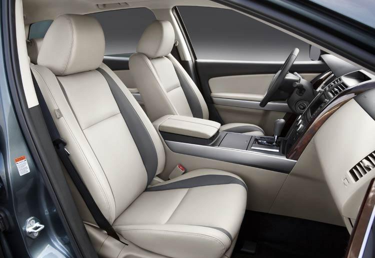 2017 Mazda Rx 9 Interior