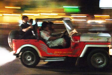 A night in Yangon with fun