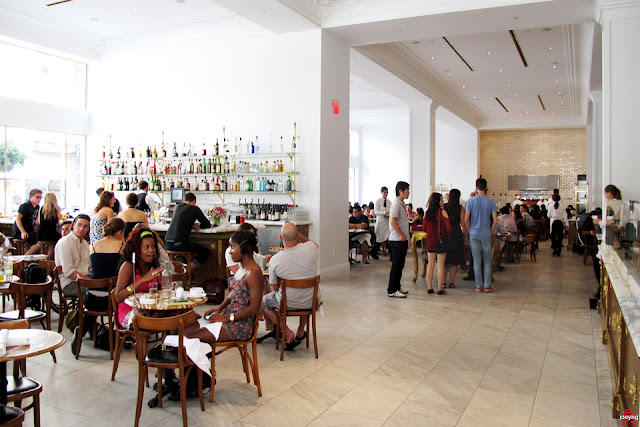 Restaurante Bottega Louie em Los Angeles