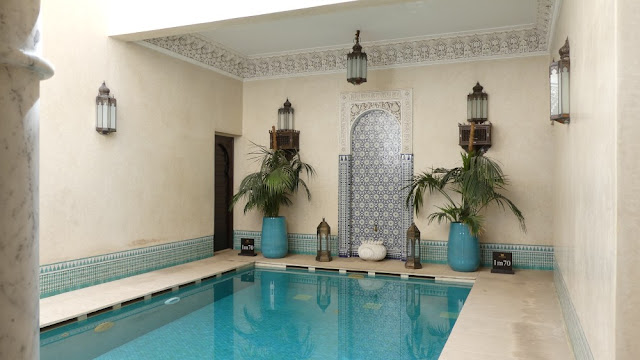 Riad Kniza, Marrakesch - Pool