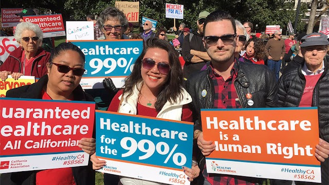 Healthy California Act Would Eliminate Medicare, Medi-Cal and ObamaCare in California