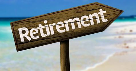 Central Government retirement age