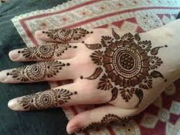 Attractive & Beautiful Hd Desgin Of Mehandi 9