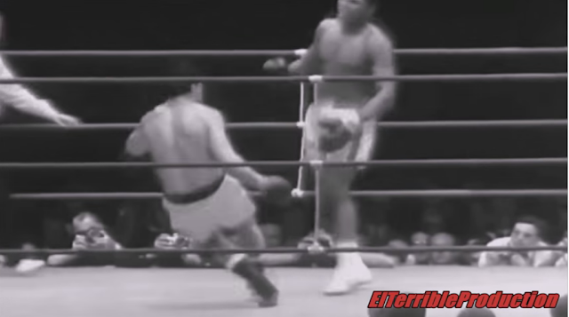 Top 10 Video Muhammad Ali Best Knockouts HD