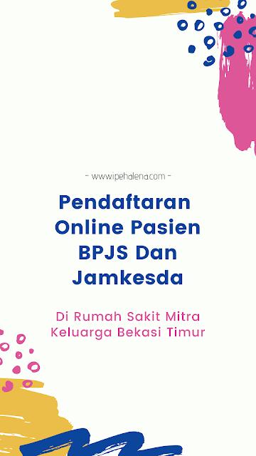 Daftar Online Pasien BPJS Jamkesda