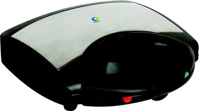 Crompton Greaves Sandwich Maker and Grill with Removable Plates