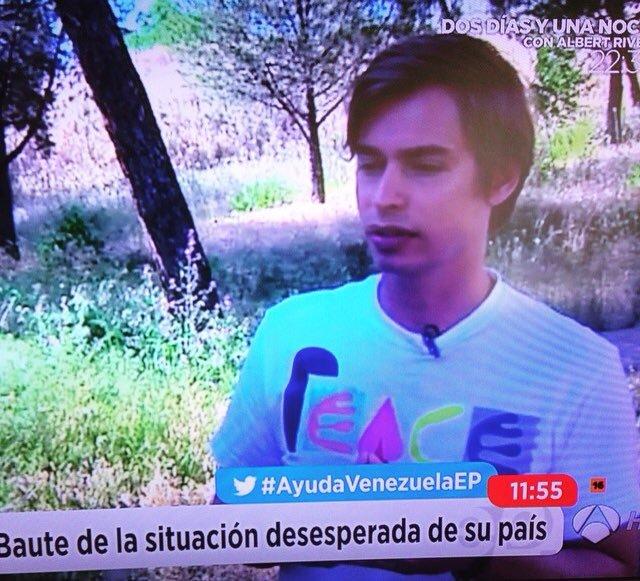 Carlos baute todo v deo y fotos de carlos baute en espejo for Ver espejo publico hoy