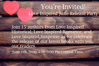 June Love Inspired Facebook Party