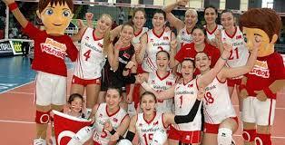 Almanya - Türkiye Voleybol Kadinlar Canli Maç İzle 13 Haziran 2018