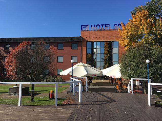 Hotel 500, Zegrze, Polska