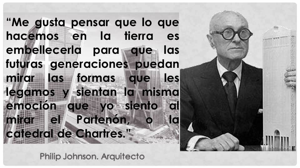Arq Jorge Armando Cerezo Mondragón Frases Célebres De