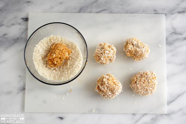 how to make sweet potato cakes
